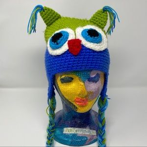 Owl Winter Hat